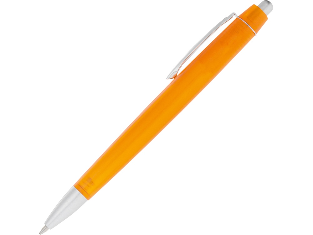 Ручка шариковая Albany, оранжевый, черные чернила