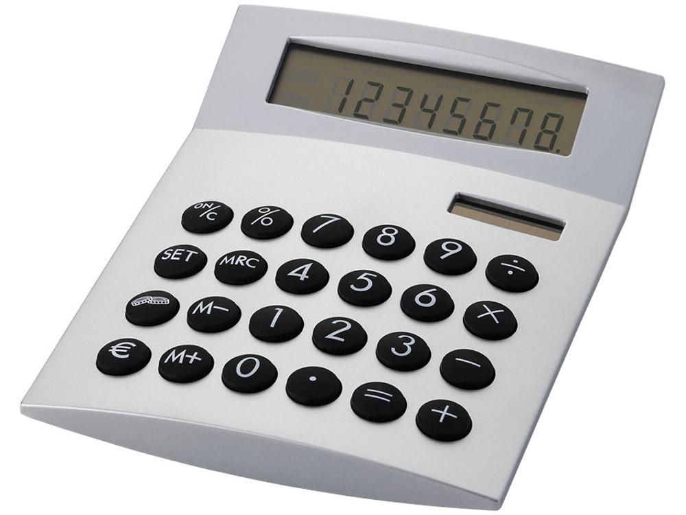 Калькулятор с конвертером валют