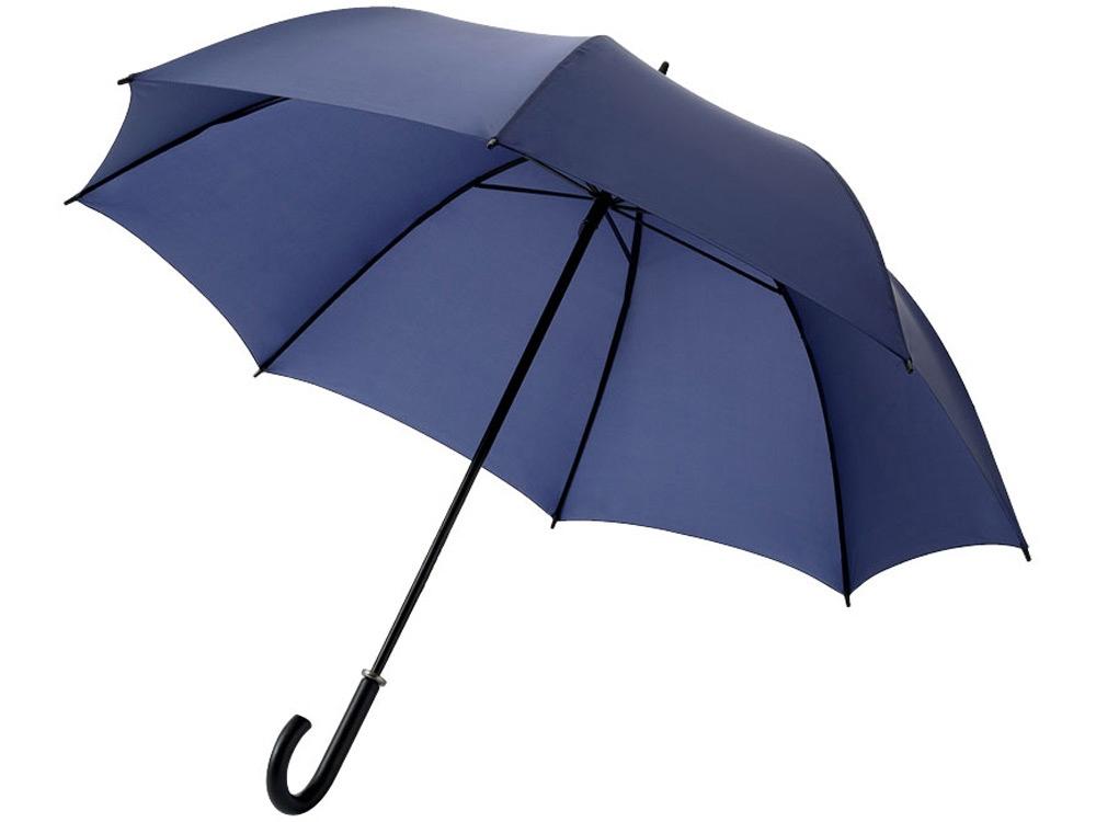 Зонт трость Риверсайд, механический 27, темно-синий