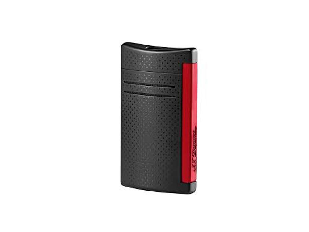 Зажигалка Maxijet. S.T.Dupont, черный/красный