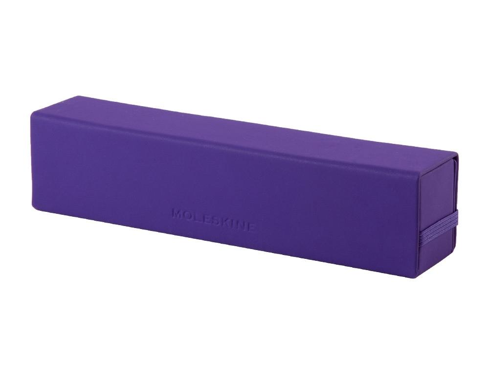 Футляр для очков и ручек Moleskine, фиолетовый