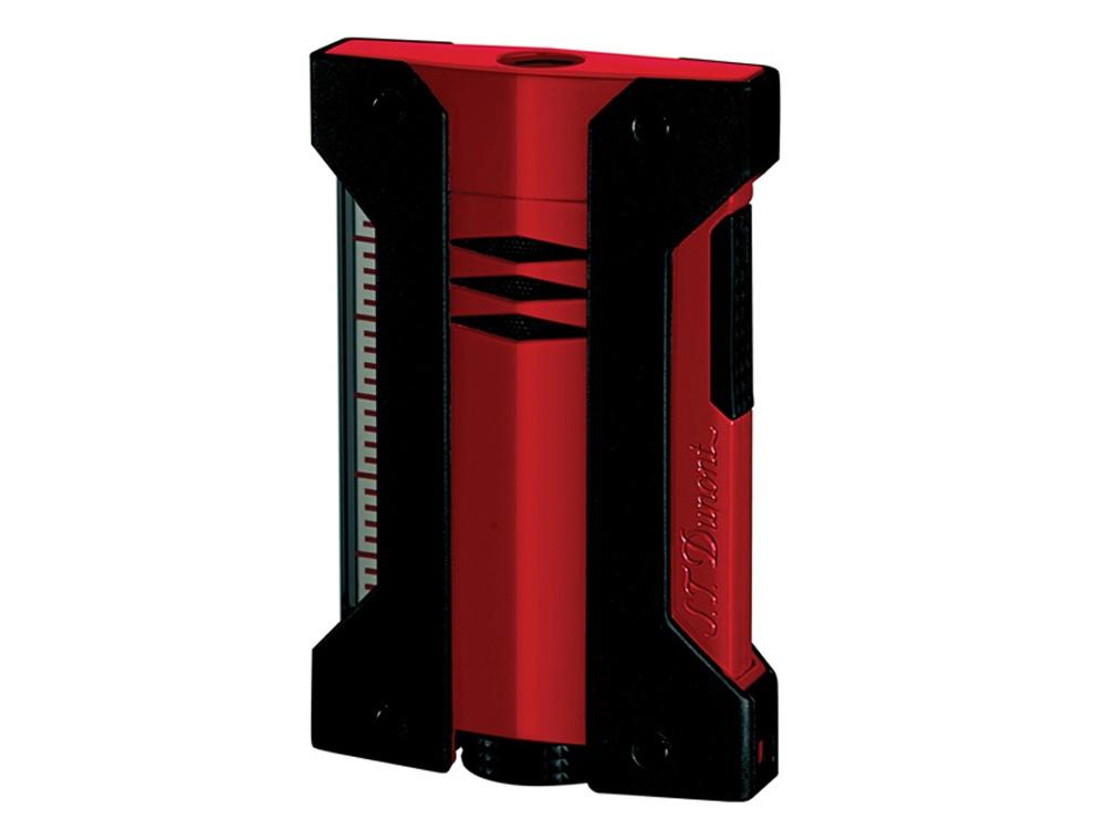 Зажигалка Defi Extreme. S.T.Dupont, черный/красный