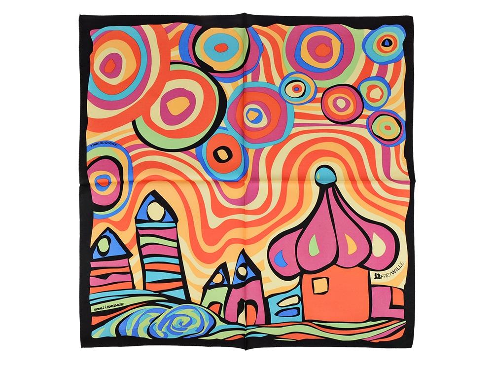 Шейный платок. FREYWILLE