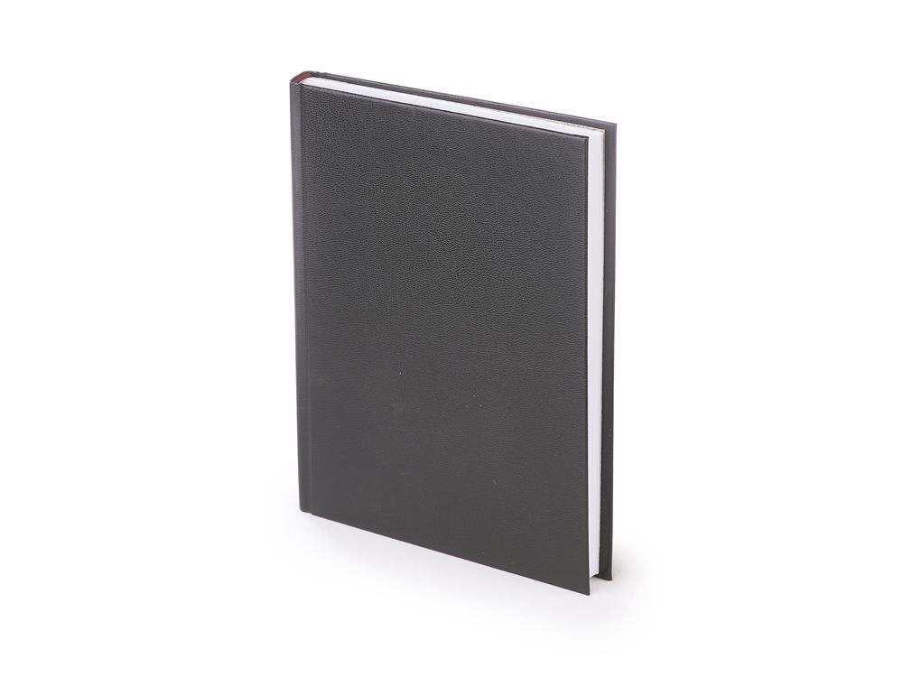 Ежедневник недатированный А5 Ideal New, черный