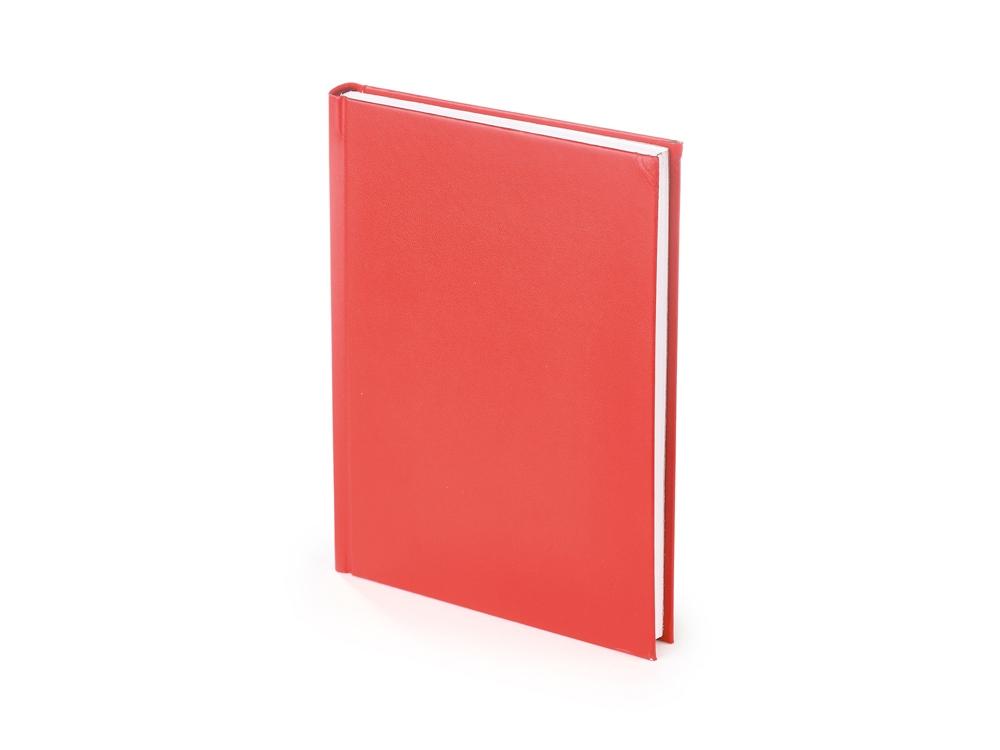 Ежедневник недатированный А5 Ideal New, красный