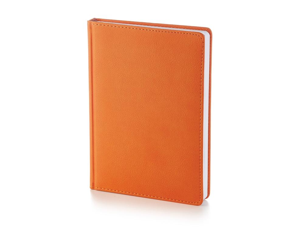 Ежедневник А5 датированный «Leader» 2019, оранжевый
