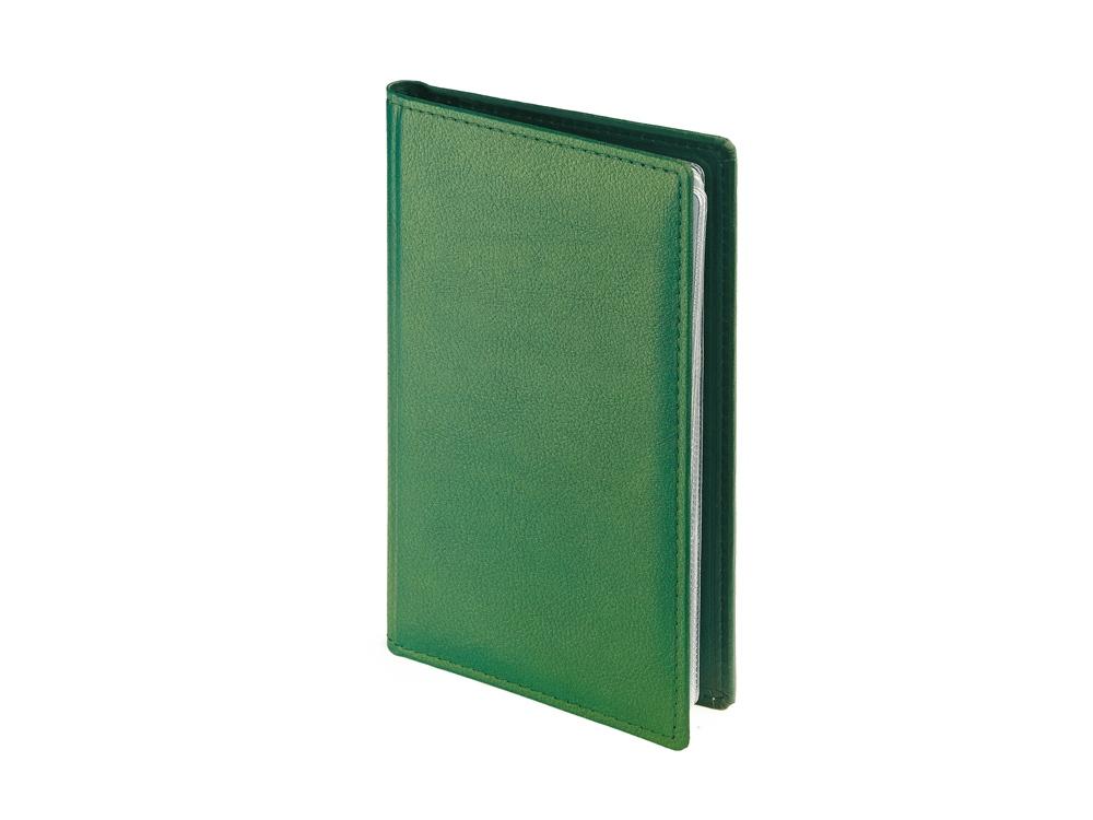 Визитница А5 Leader, зеленый