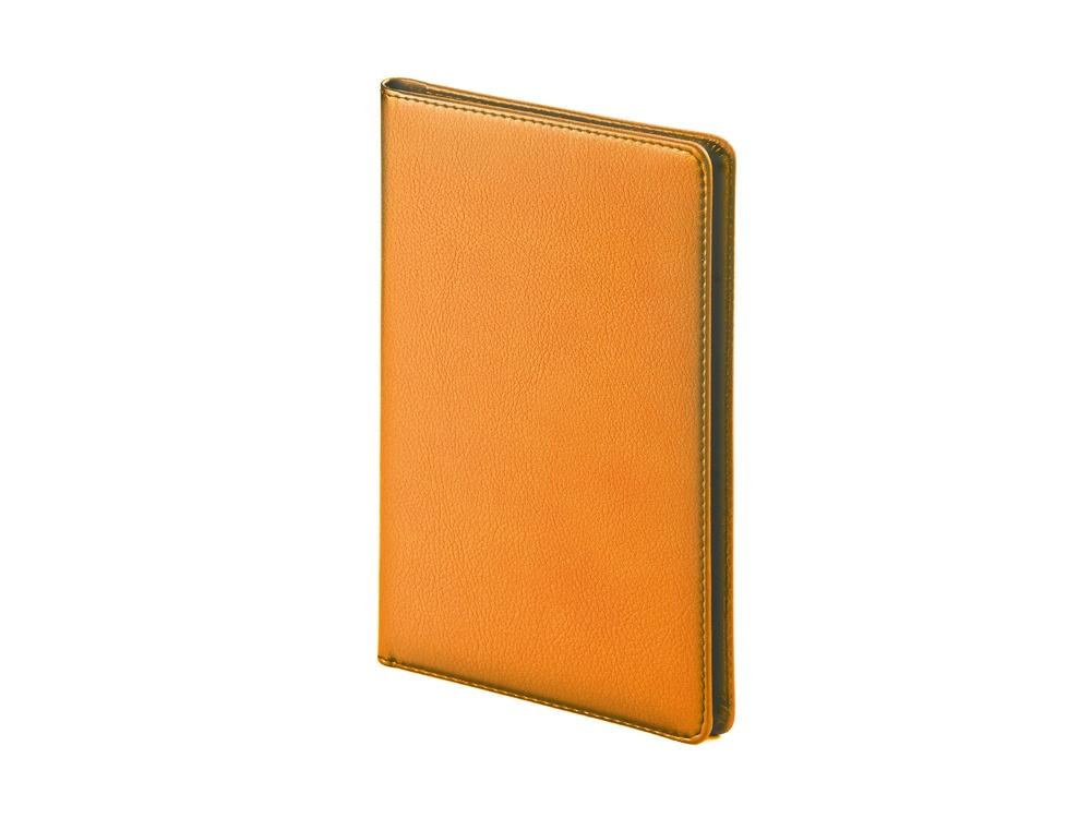 Визитница А5 Leader, оранжевый