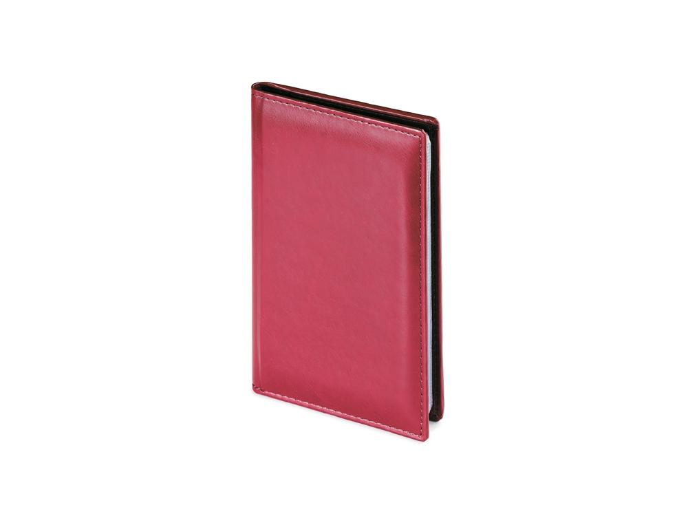 Визитница А5 «Velvet», бордовый