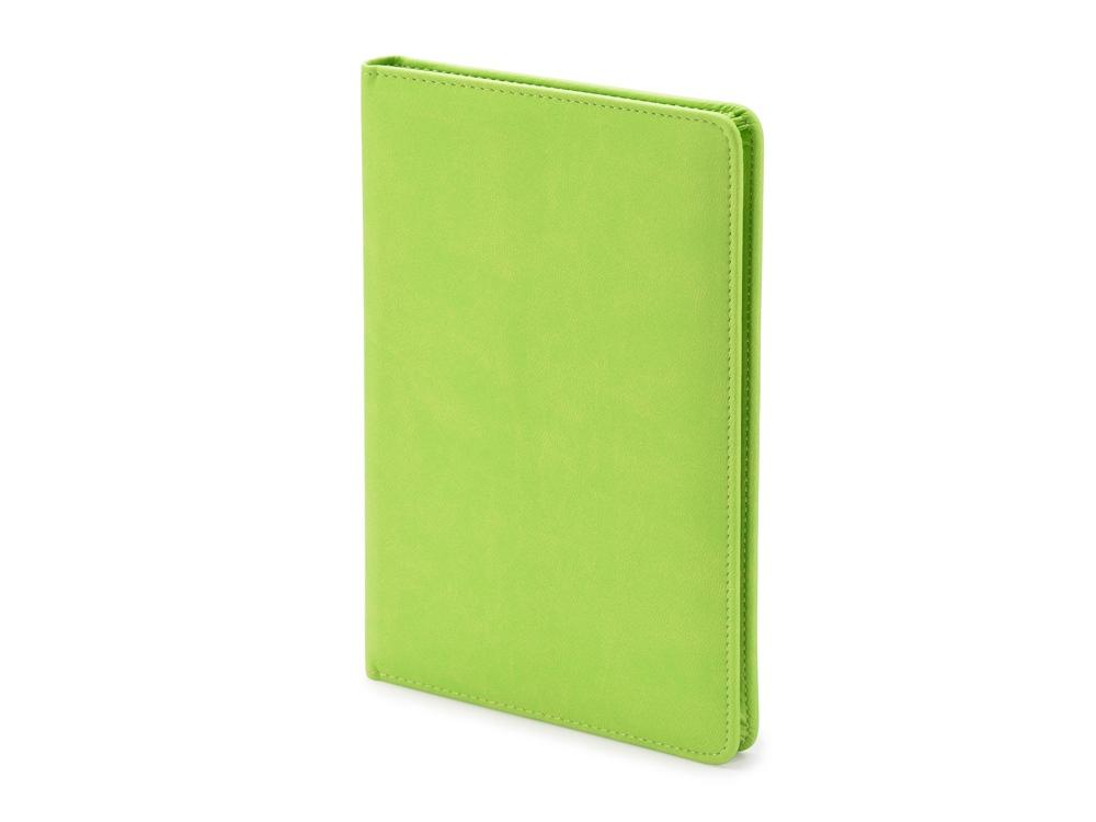Визитница А5 «Velvet», зеленый