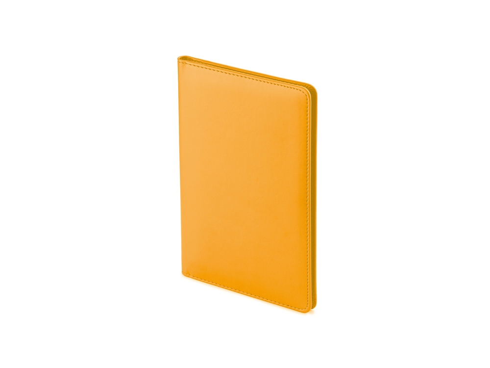 Визитница А5 Velvet, оранжевый