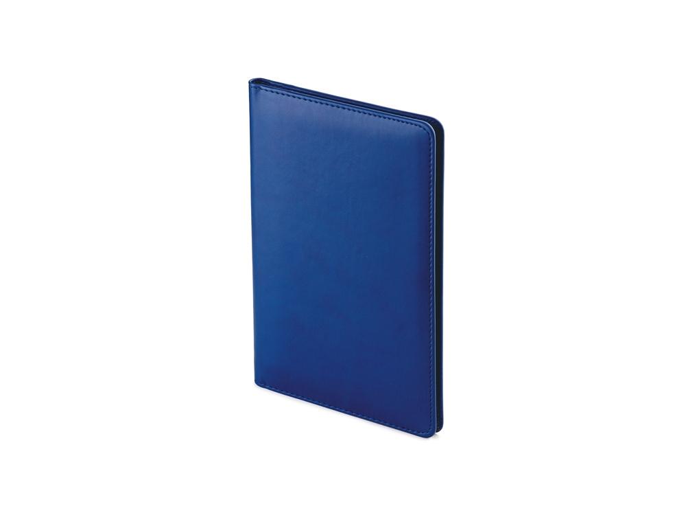 Визитница А5 Velvet, темно-синий
