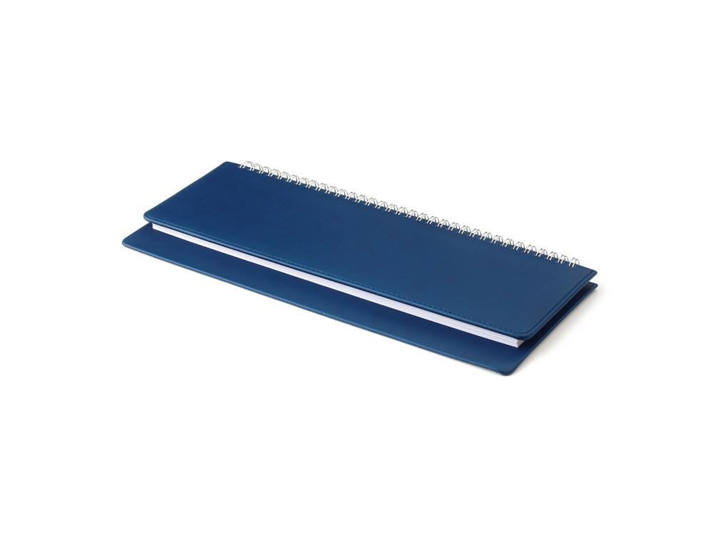 Планинг недатированный  Velvet темно-синий