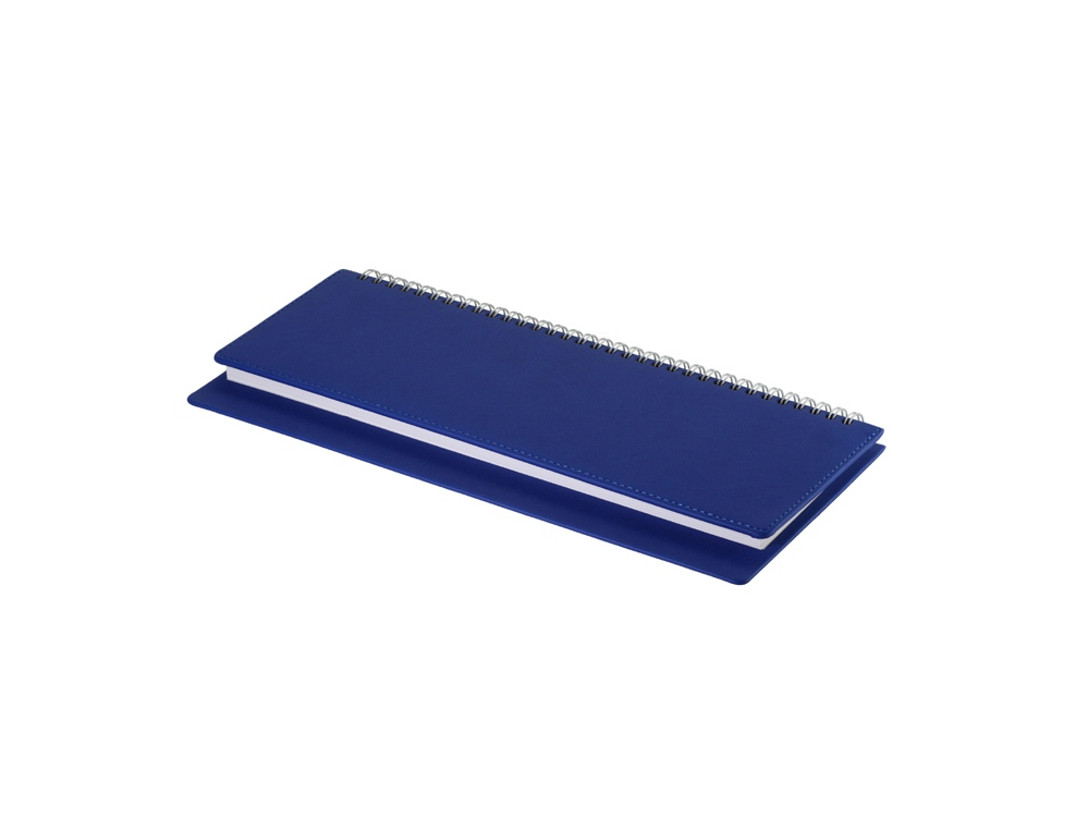 Планинг датированный «Velvet» 2019, синий