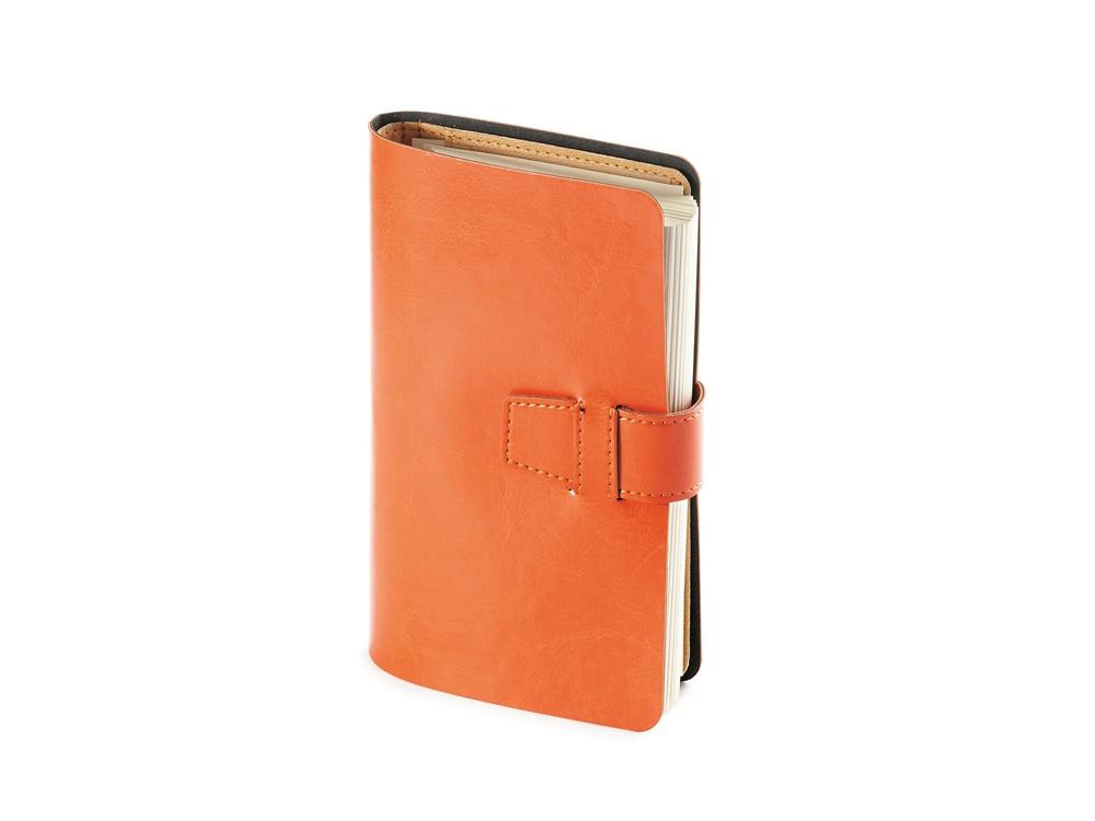 Ежедневник недатированный А5 Sienna, оранжевый