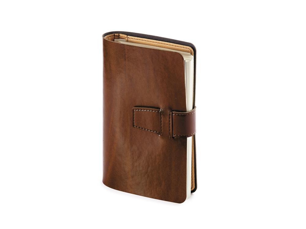 Ежедневник недатированный А5 Sienna, коричневый