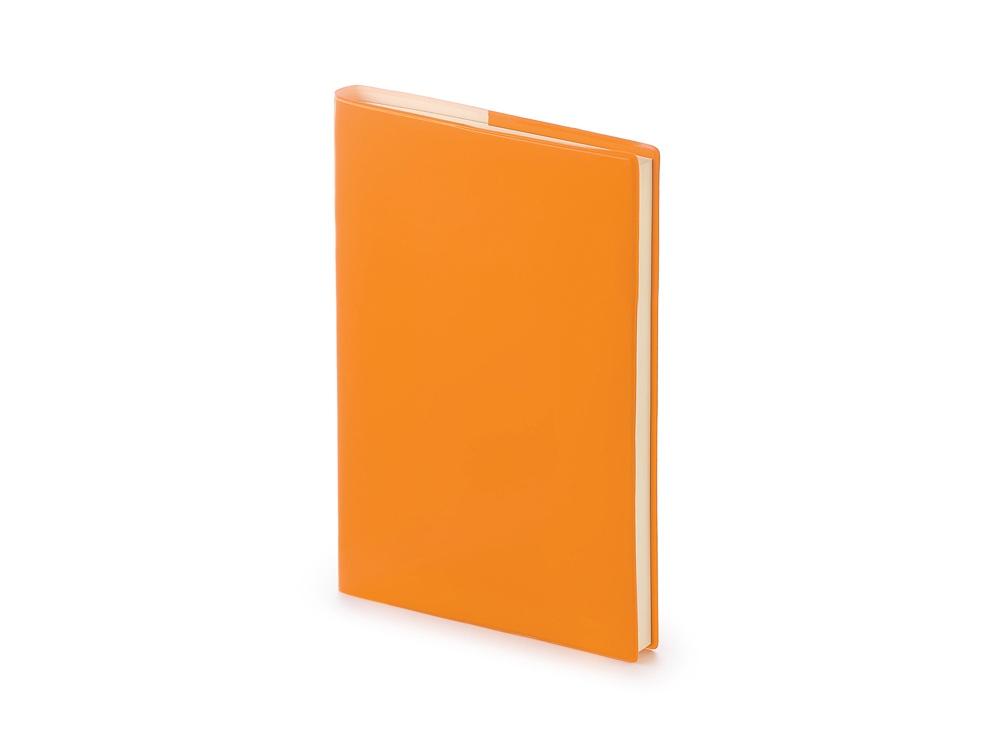 Ежедневник недатированный А5 «Glossy Pro», оранжевый