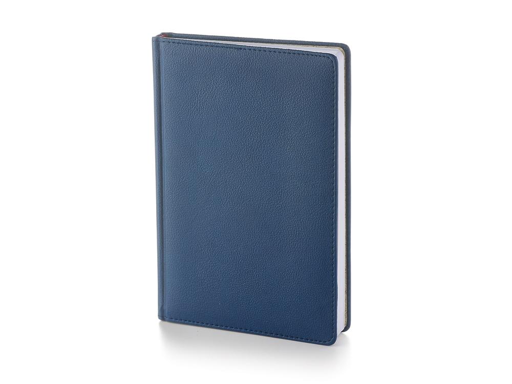 Ежедневник недатированный А4 Leader, синий
