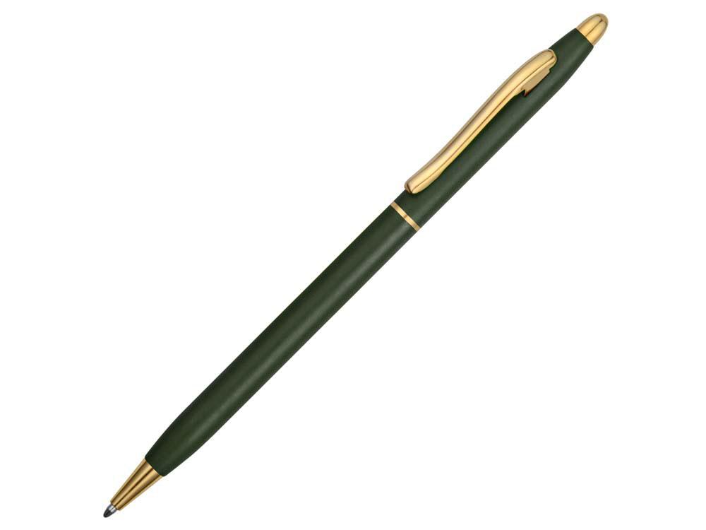 Ручка шариковая «Женева» зеленая
