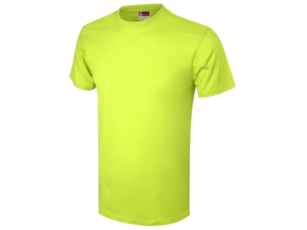 Футболка Heavy Super Club мужская, зеленое яблоко
