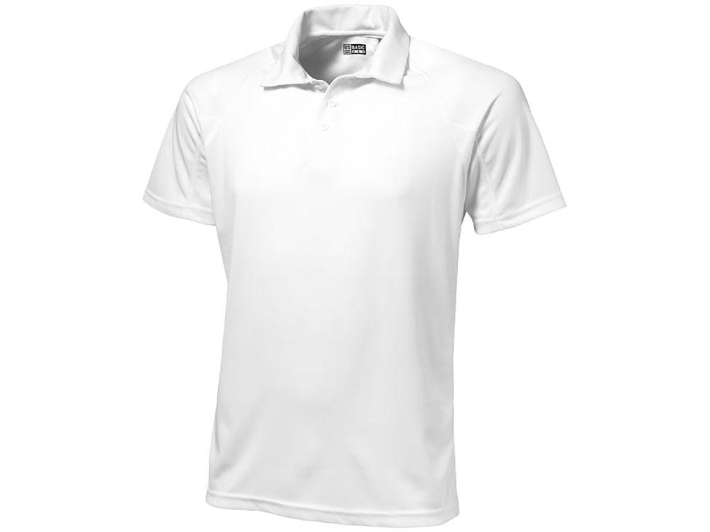 Рубашка поло Striker мужская, белый