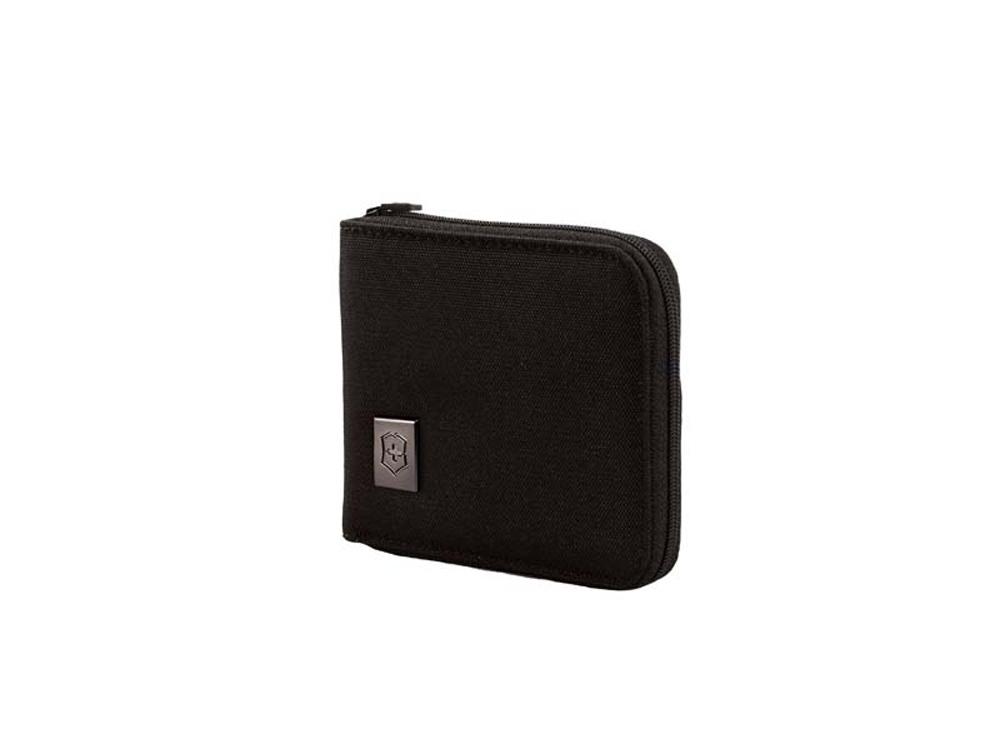 Бумажник VICTORINOX Tri-Fold Wallet, на молнии