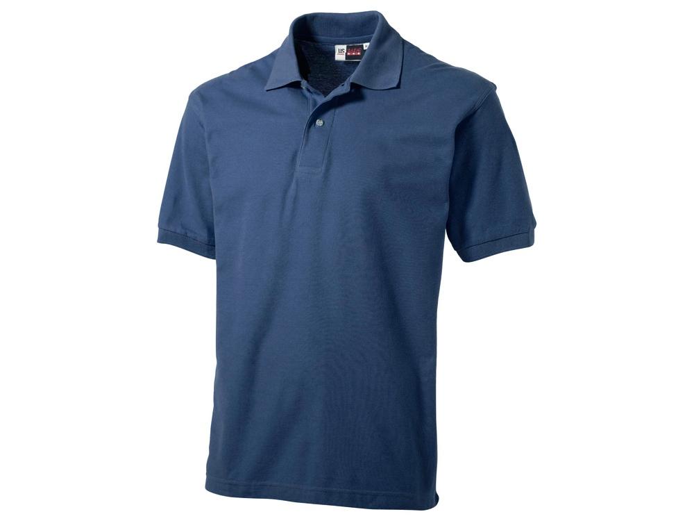 Рубашка поло Boston мужская, синий
