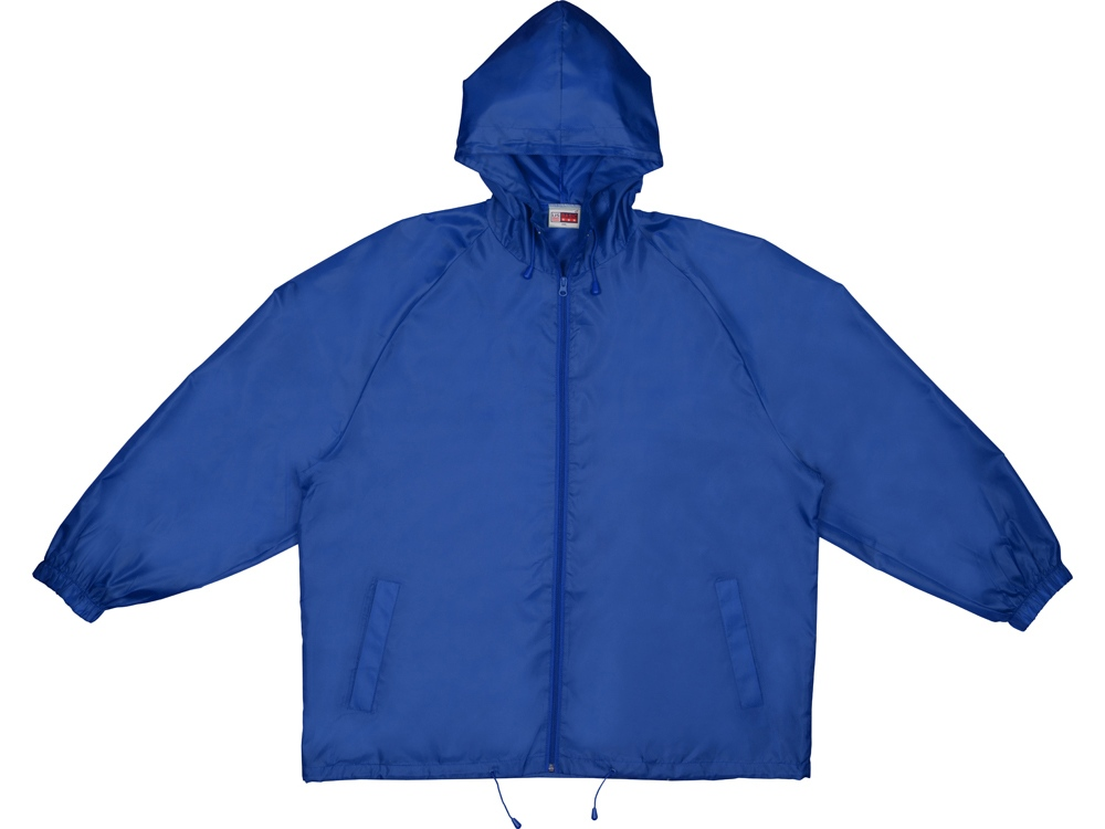 Ветровка Promo мужская с чехлом, кл.синий