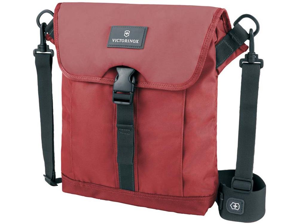 Сумка наплечная Altmont™ 3.0 Flapover Bag, 5 л, красный