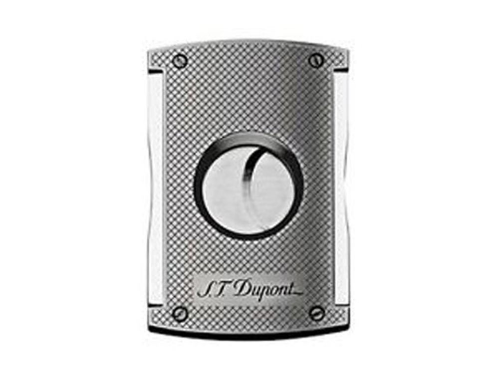 Гильотина для сигар Maxijet. S.T. Dupont, серебристый