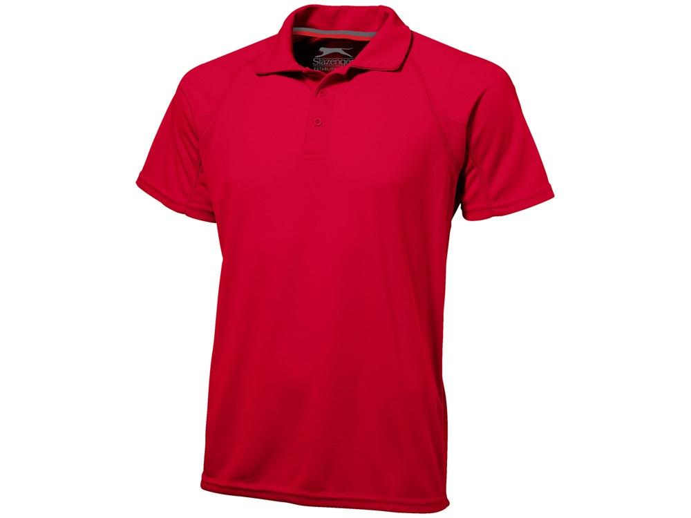 Рубашка поло Game мужская, красный