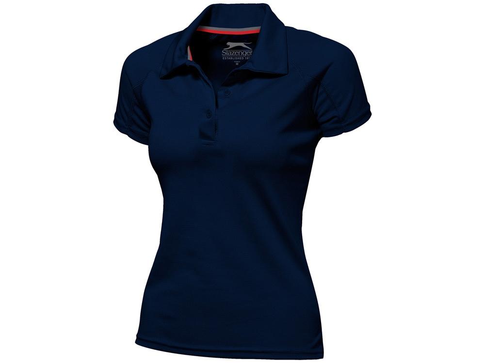 Рубашка поло Game женская, темно-синий