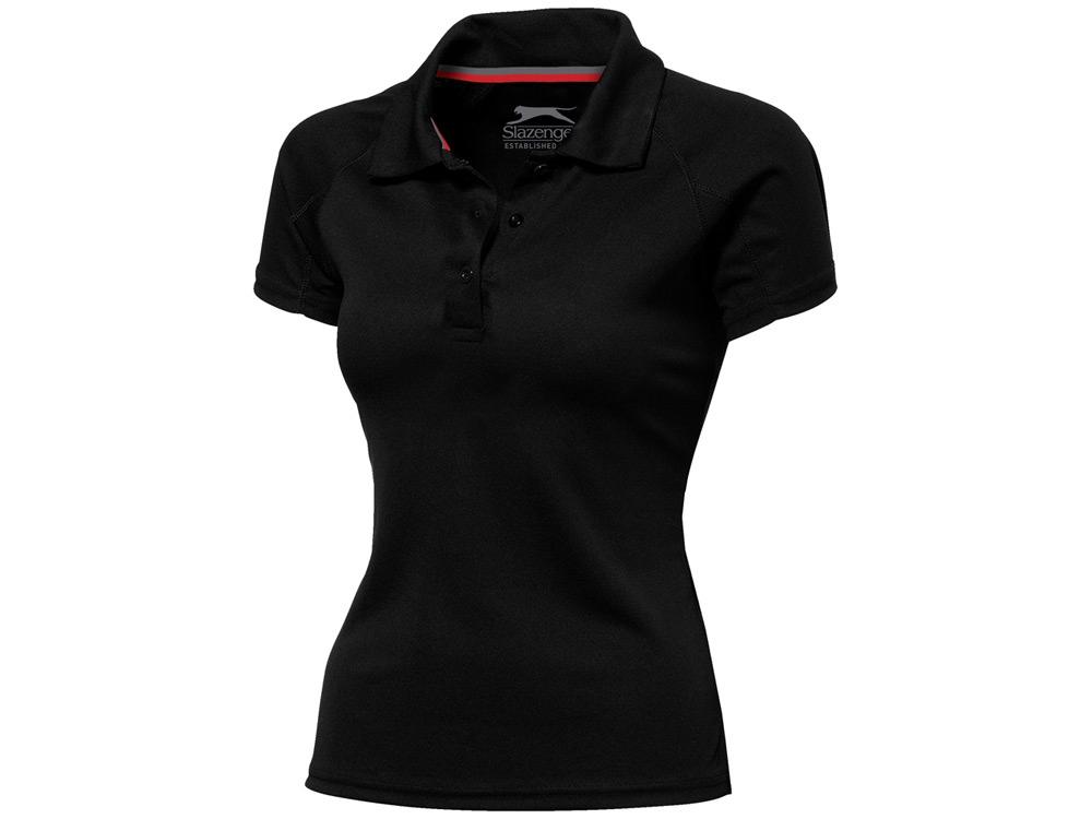 Рубашка поло Game женская, черный