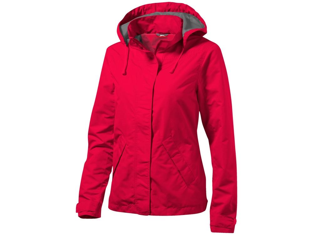 Куртка Top Spin женская, красный