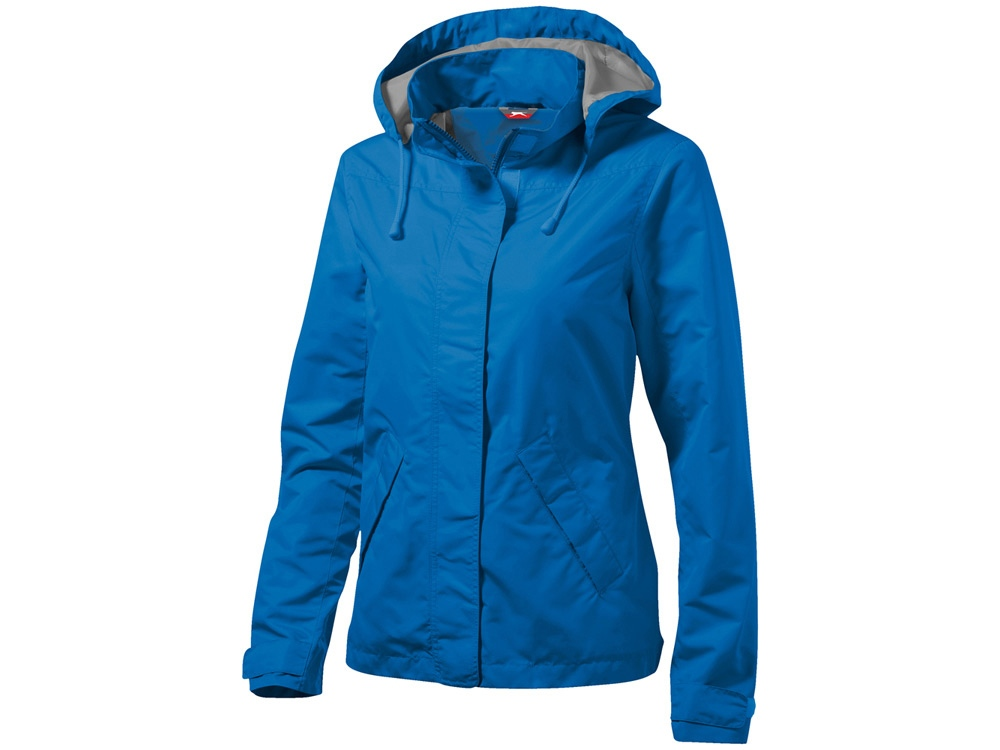 Куртка Top Spin женская, небесно-голубой