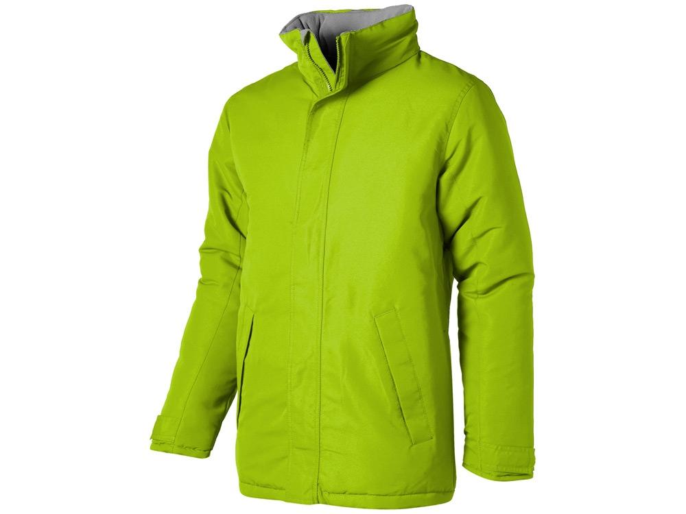 Куртка Under Spin мужская, зеленое яблоко