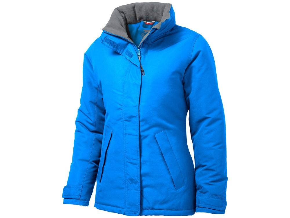 Куртка Under Spin женская, небесно-голубой