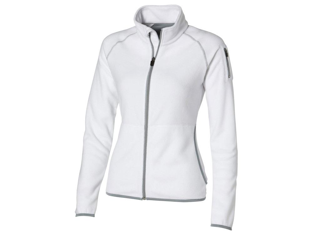Куртка Drop Shot из микрофлиса женская, белый