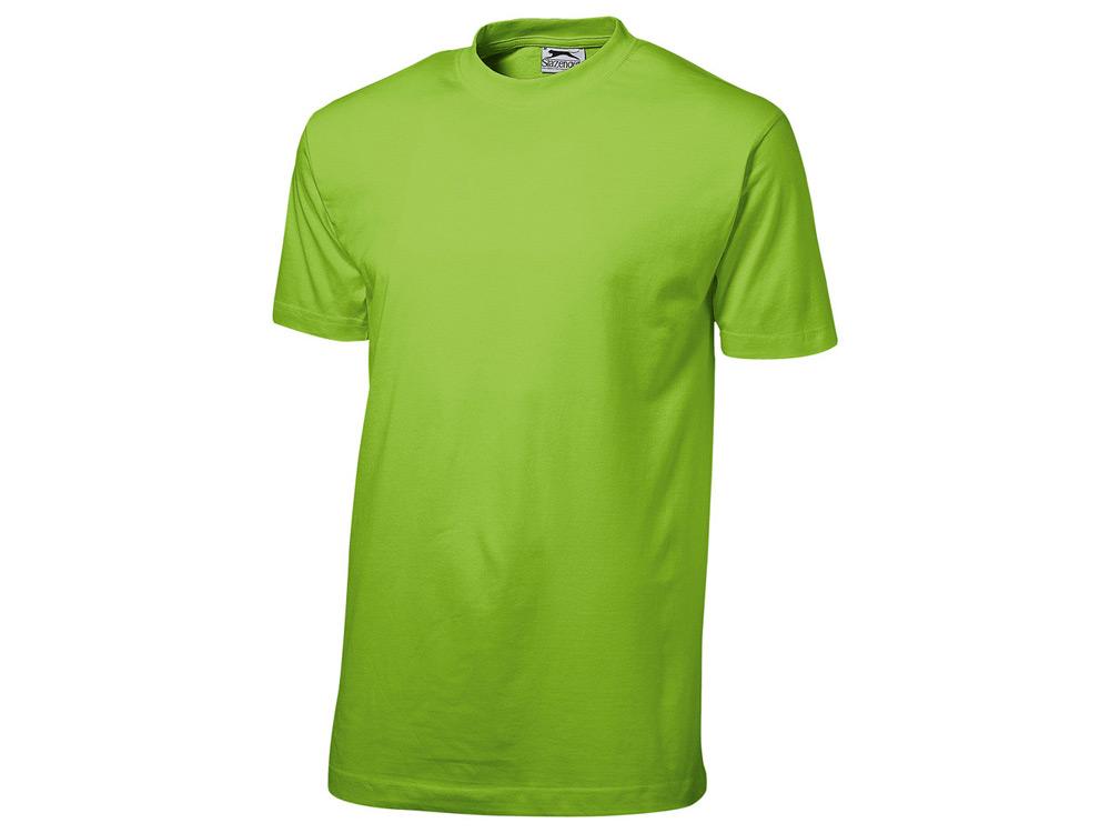 Футболка Ace мужская, зеленое яблоко