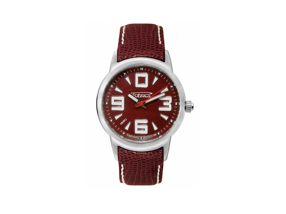 Часы наручные «Петродворцовый Классик», мужские. Ракета