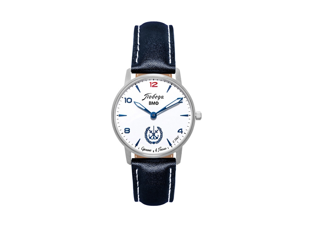 Часы наручные Победа ВМФ РФ, мужские. Победа