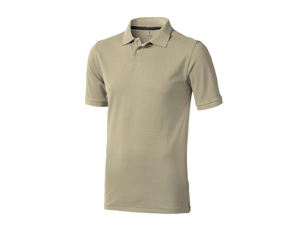 Рубашка поло Calgary мужская, хаки