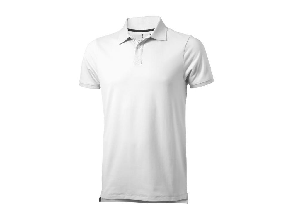 Рубашка поло Yukon мужская, белый