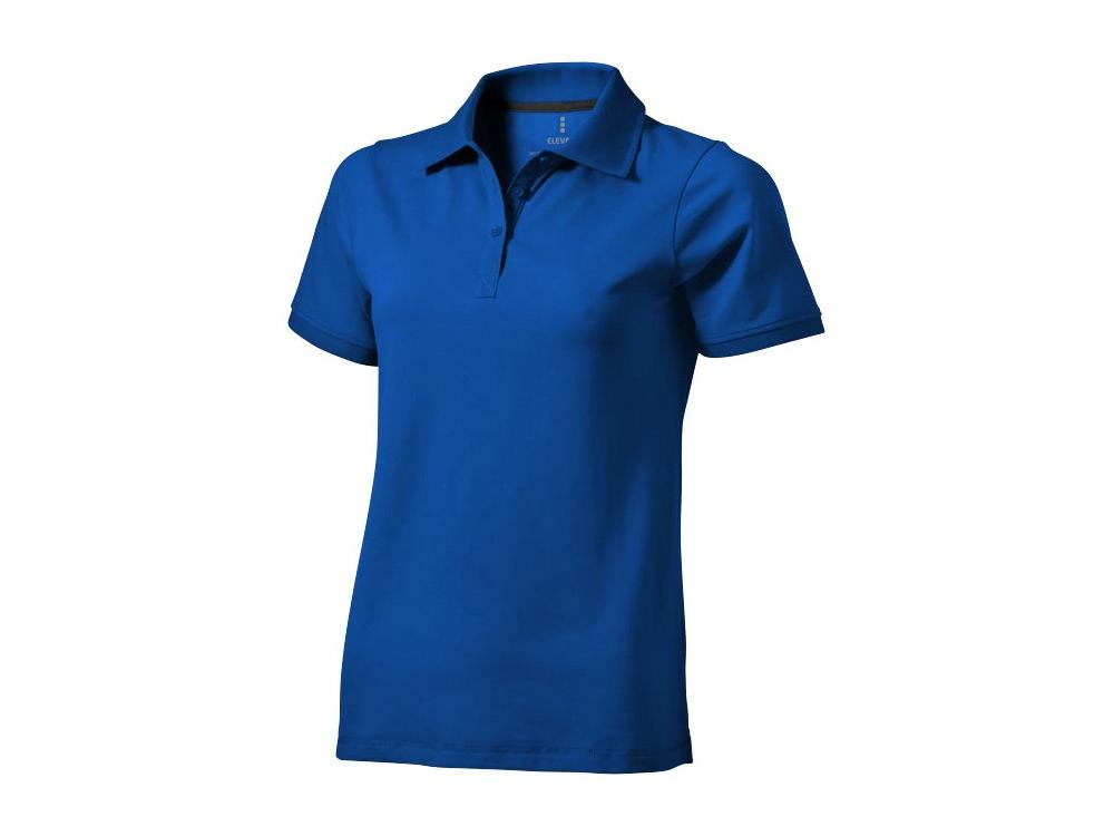 Рубашка поло Yukon женская, синий