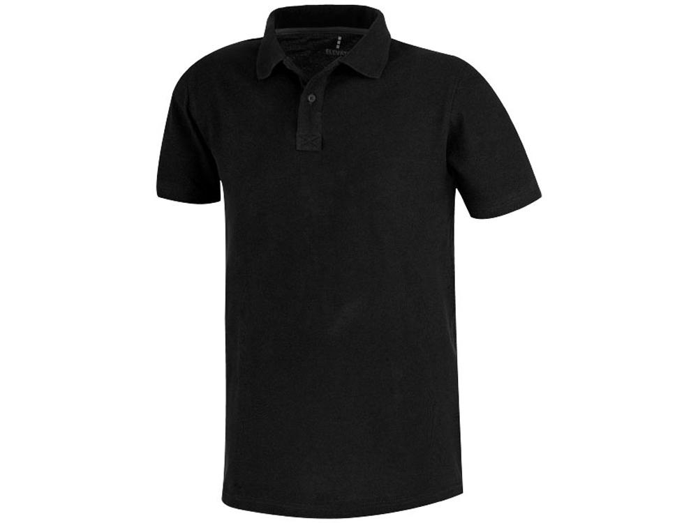Рубашка поло Primus мужская, черный