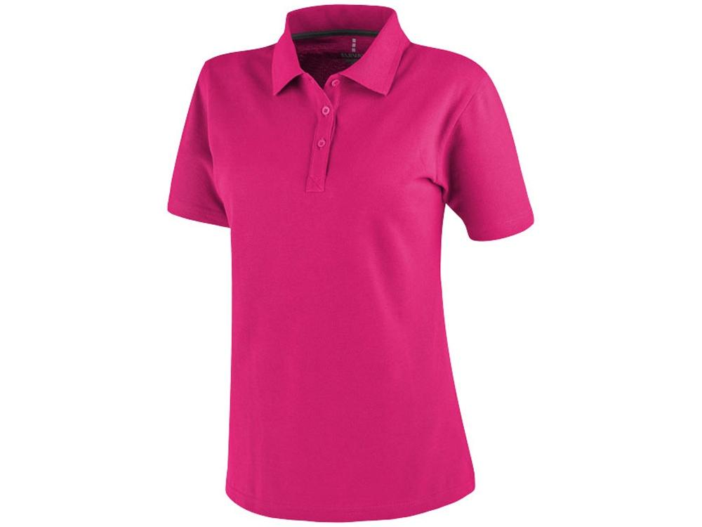 Рубашка поло Primus женская, розовый