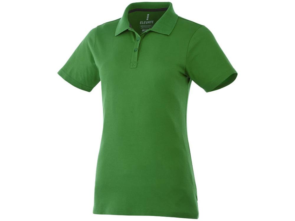 Рубашка поло «Primus» женская, зеленый