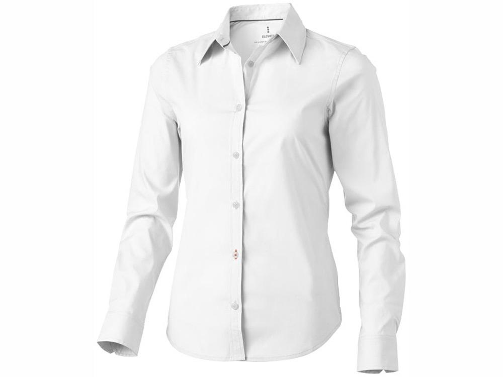 Рубашка Hamilton женская с длинным рукавом, белый
