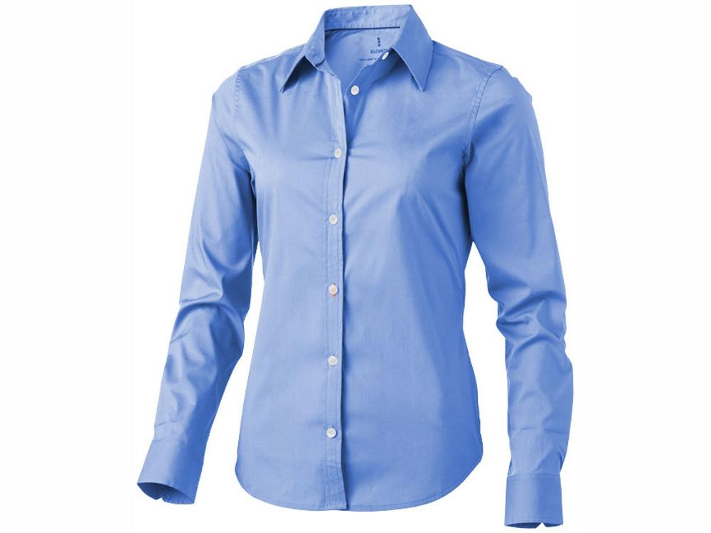 Рубашка Hamilton женская с длинным рукавом, голубой