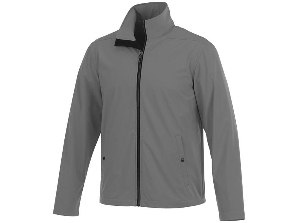 Куртка Karmine мужская, стальной серый